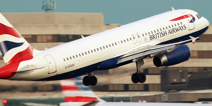 British Airways.